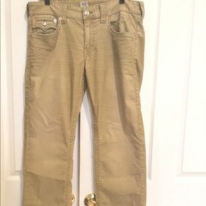 True Religion Corduroy Mens Pants